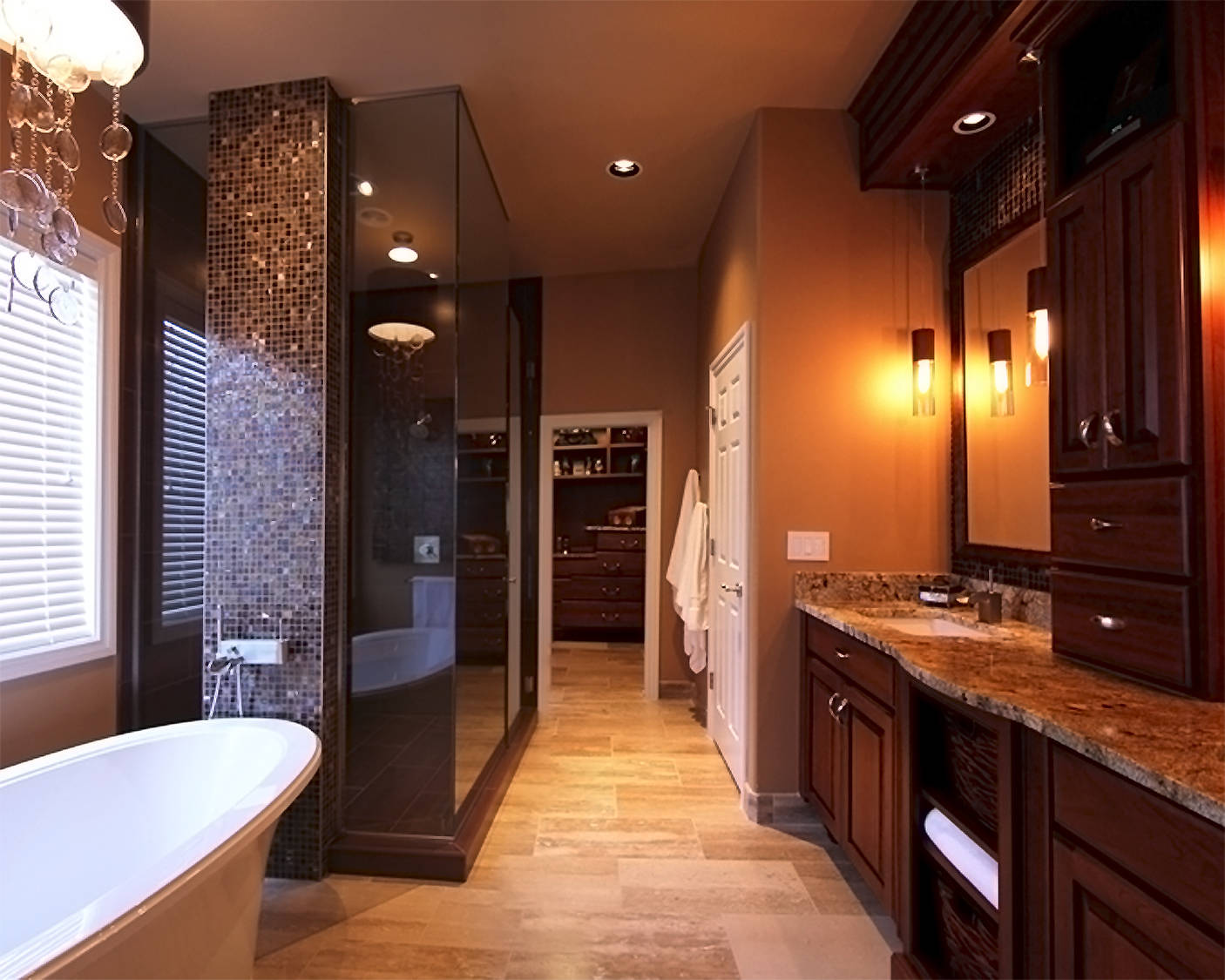 25 best bathroom remodeling ideas and inspiration for Pictures of beautiful bathroom designs