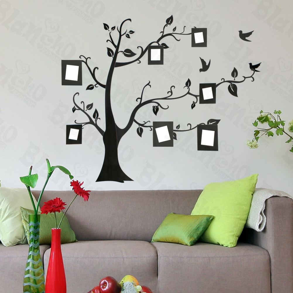 30 best wall decals for your home. Black Bedroom Furniture Sets. Home Design Ideas