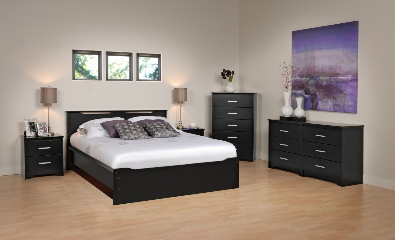 25 bedroom furniture design ideas for Cheap black bedroom furniture sets