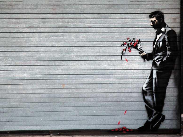 image Banksy Art