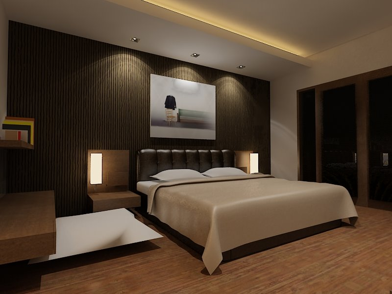 25 cool bedroom designs collection for Master bedroom interior design images
