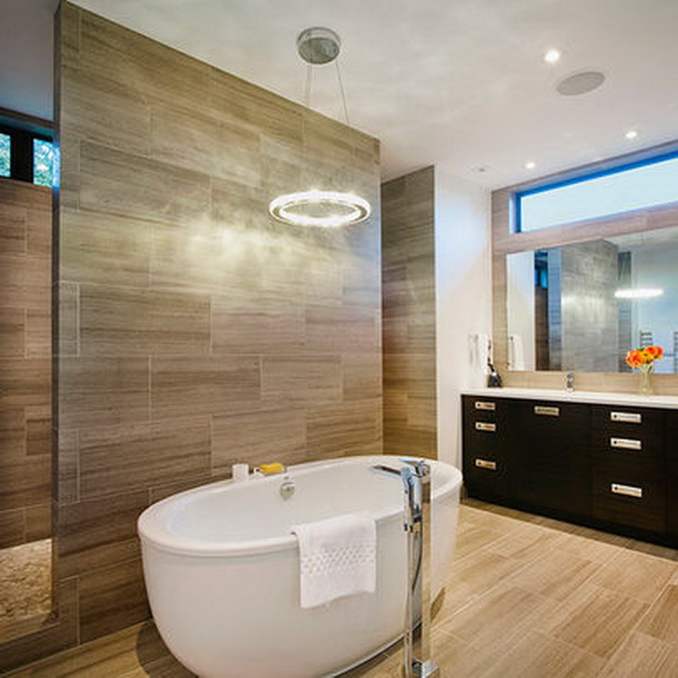 New Home Designs Latest Modern Homes Modern Bathrooms: 25 Modern Luxury Bathrooms Designs