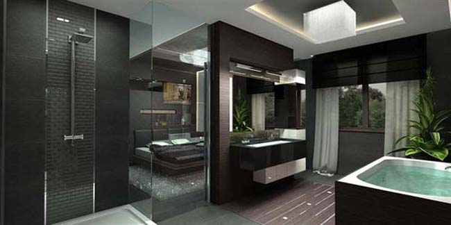 Luxury Modern Bathrooms Wonderful Ideas 3 On Modern Design