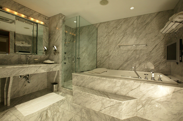 12 Luxurious Bathroom Design Ideas: 25 Modern Luxury Bathrooms Designs
