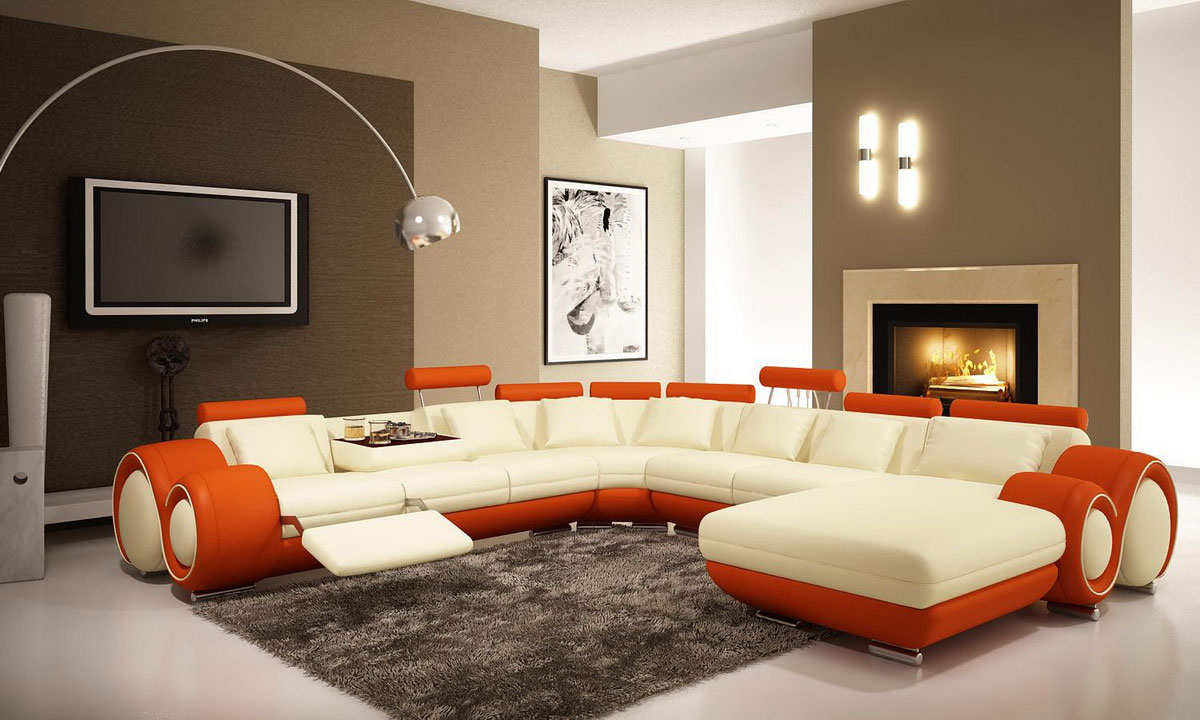 28 Beautiful Room Design Ideas - The WoW Style