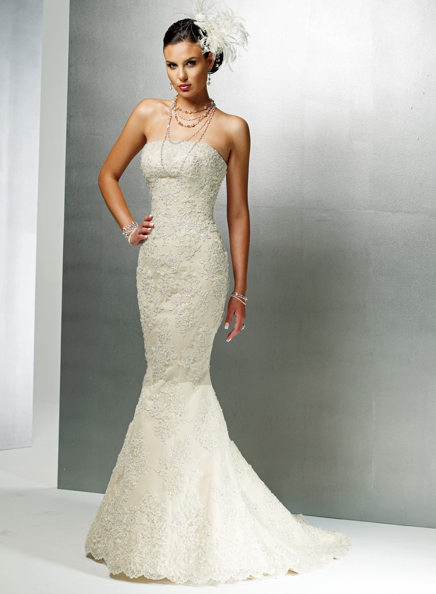 Mermaid Wedding Dress  Ideas 2