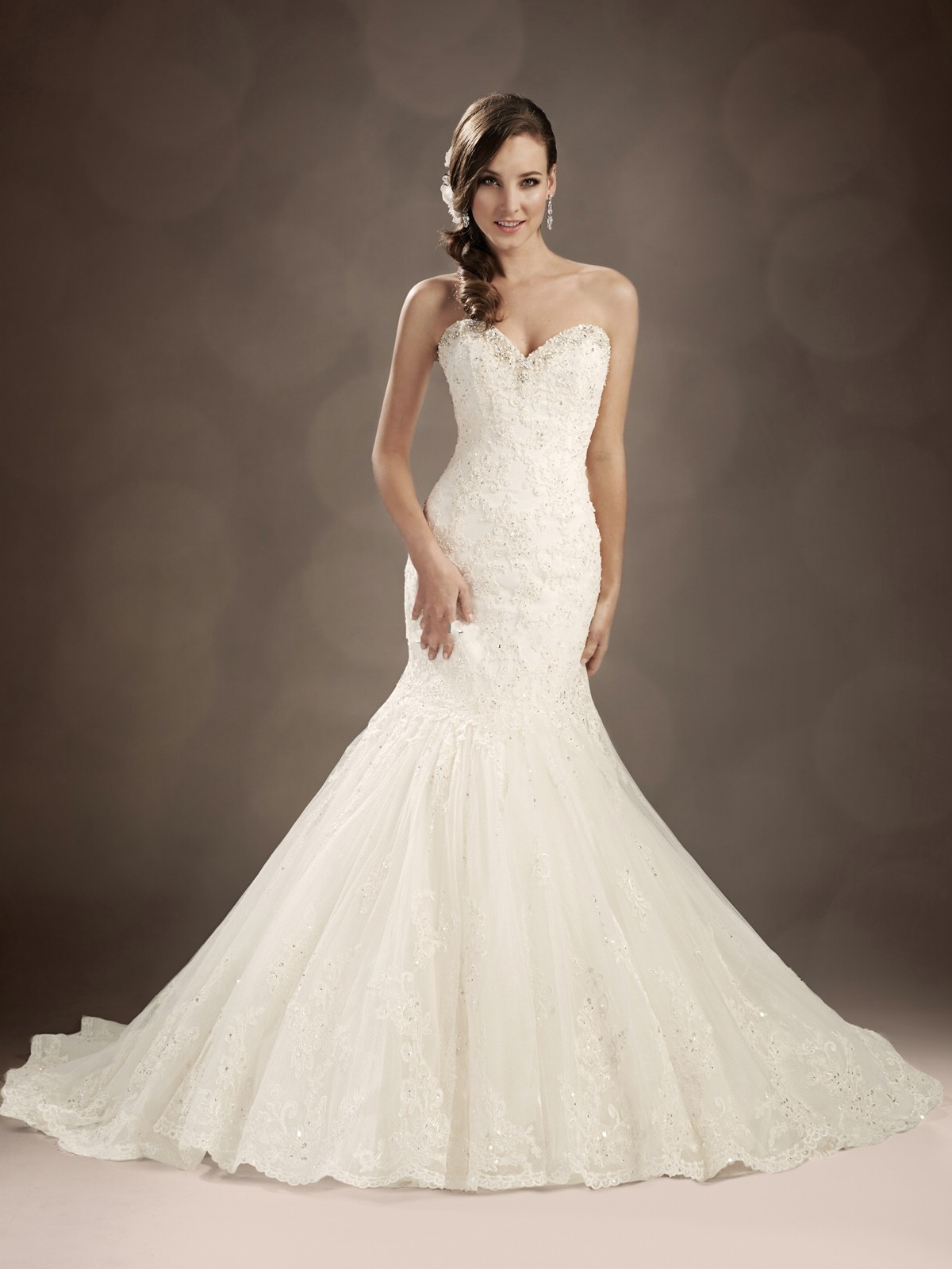 Wedding Dresses Mermaid Wedding Ideas