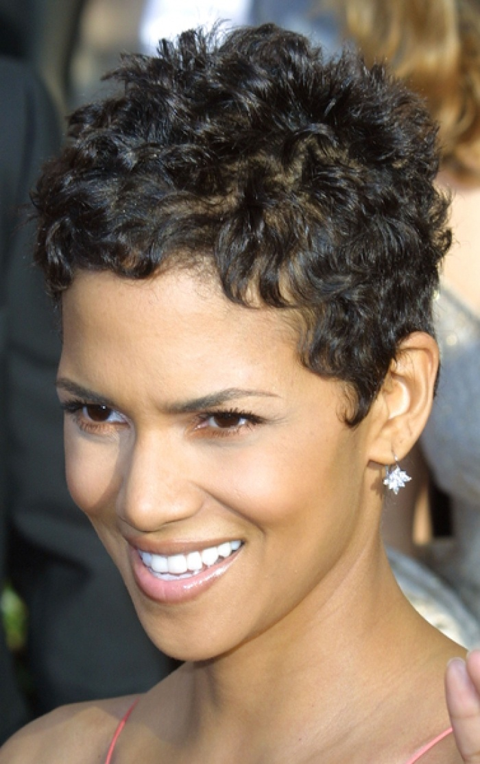Cute and Classy Curly Pixie Hairstyles for Women - The WoW ...