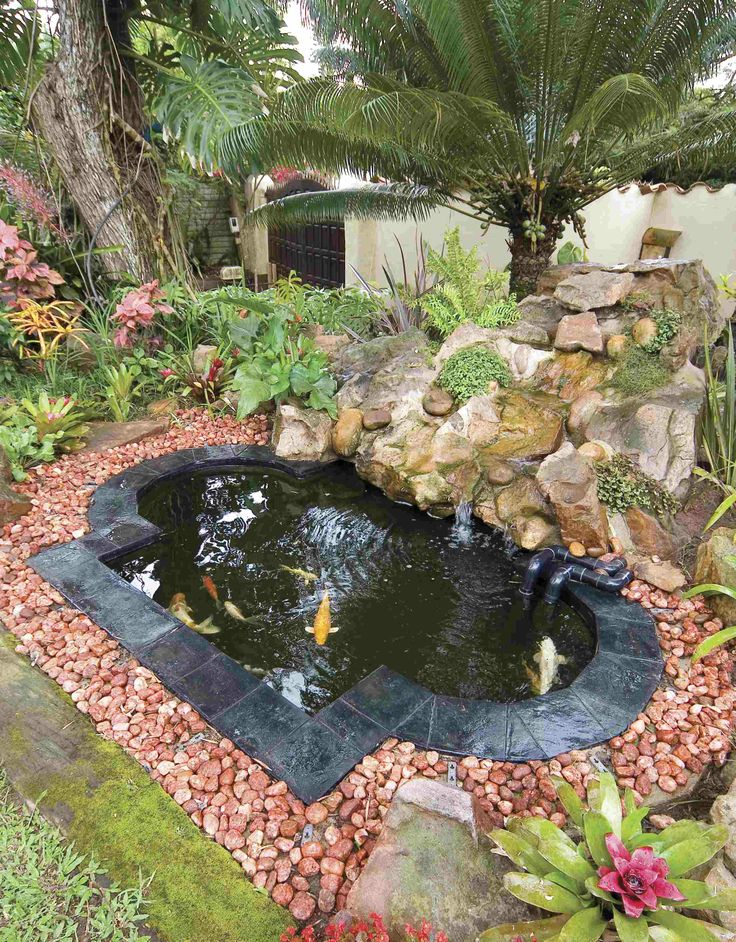 Amazing Backyard Pond Design Ideas - The WoW Style on Backyard Pond Landscaping Ideas id=86458