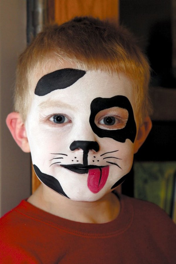 Awesome Halloween Animal Makeup Ideas