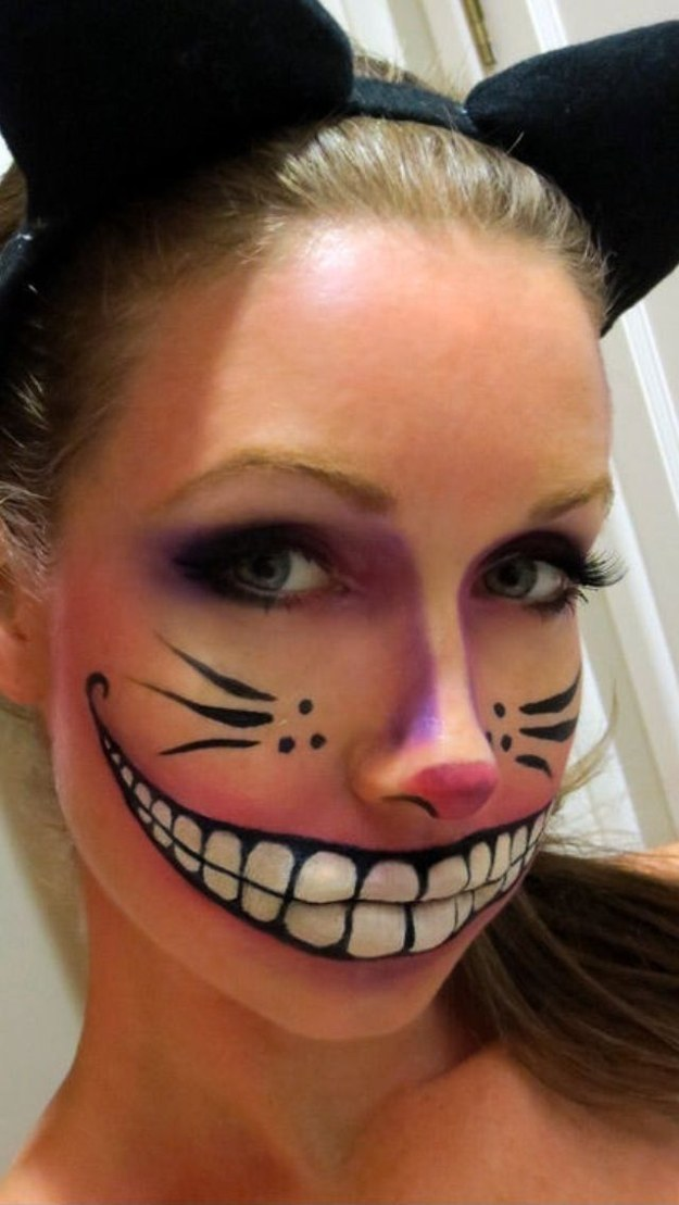 Creepiest Animal Halloween Makeup