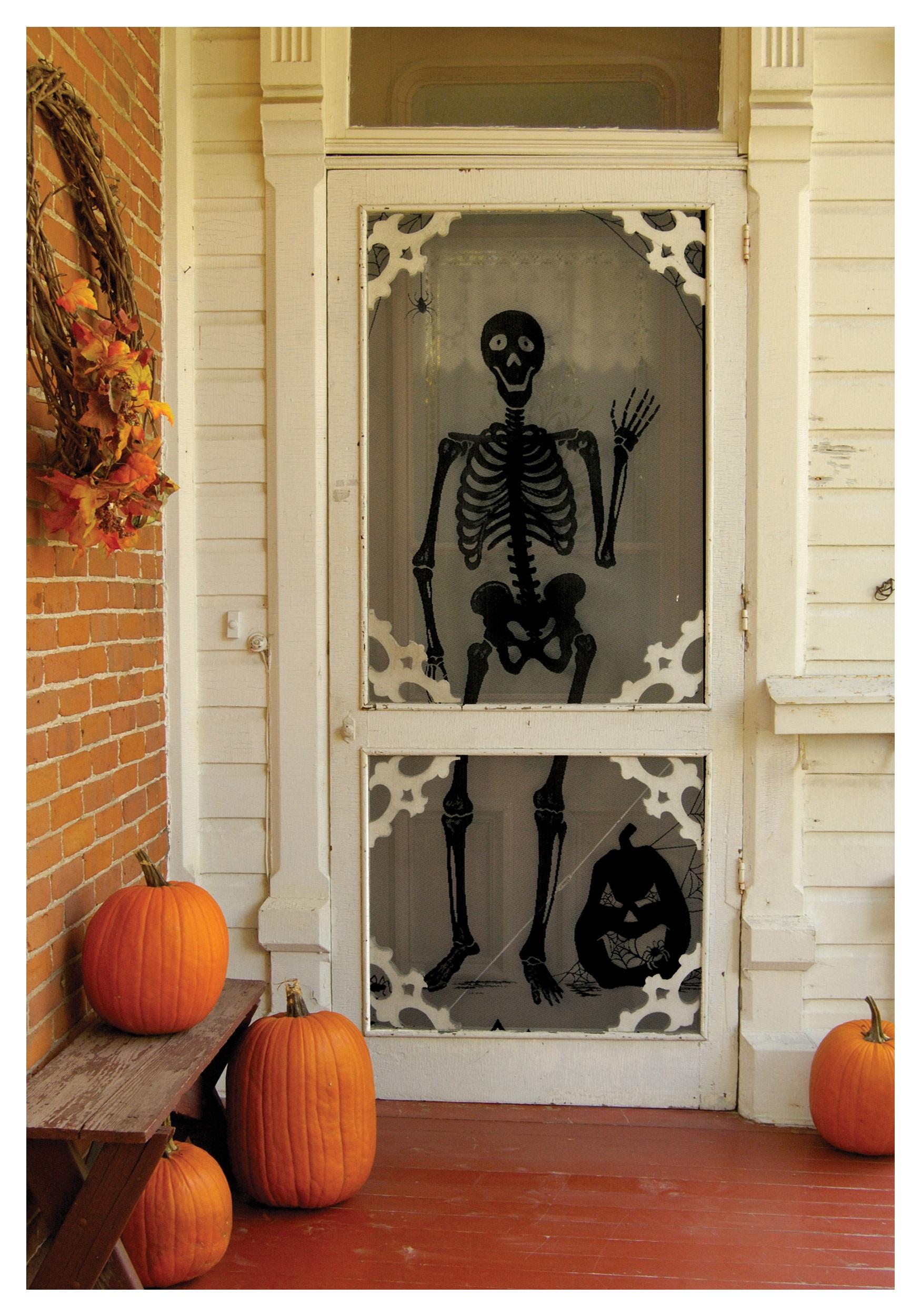 Skeleton-Gothic-Halloween-Decorations