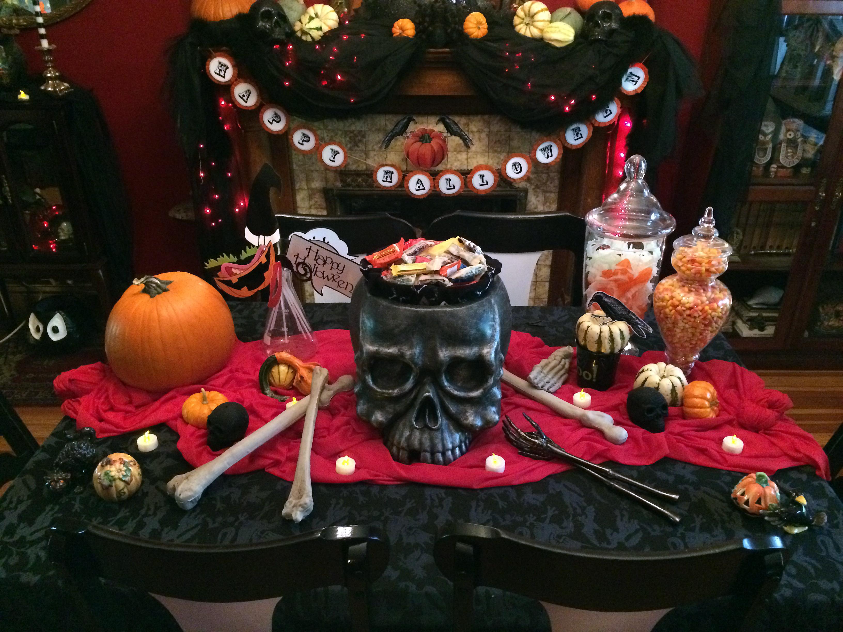 Stunning Gothic Halloween Decorations