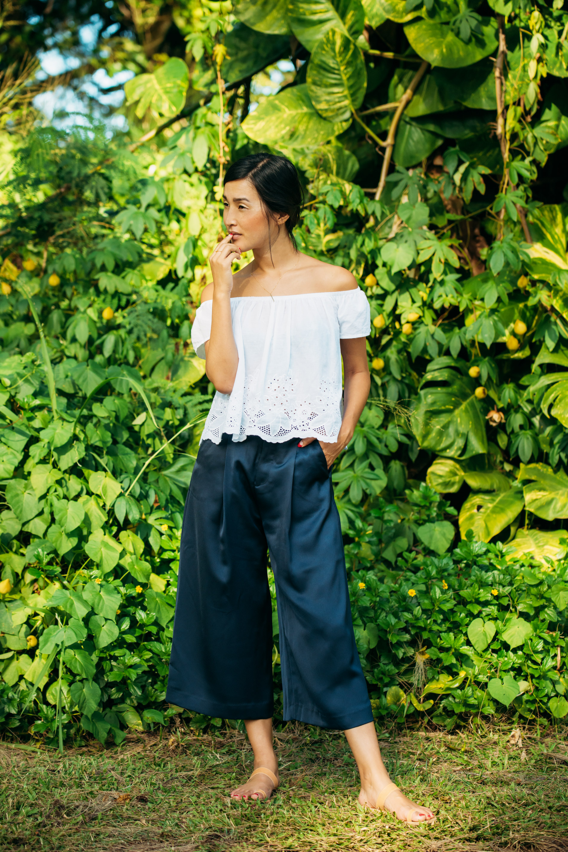 silk-culottes-with-off-shoulder-top