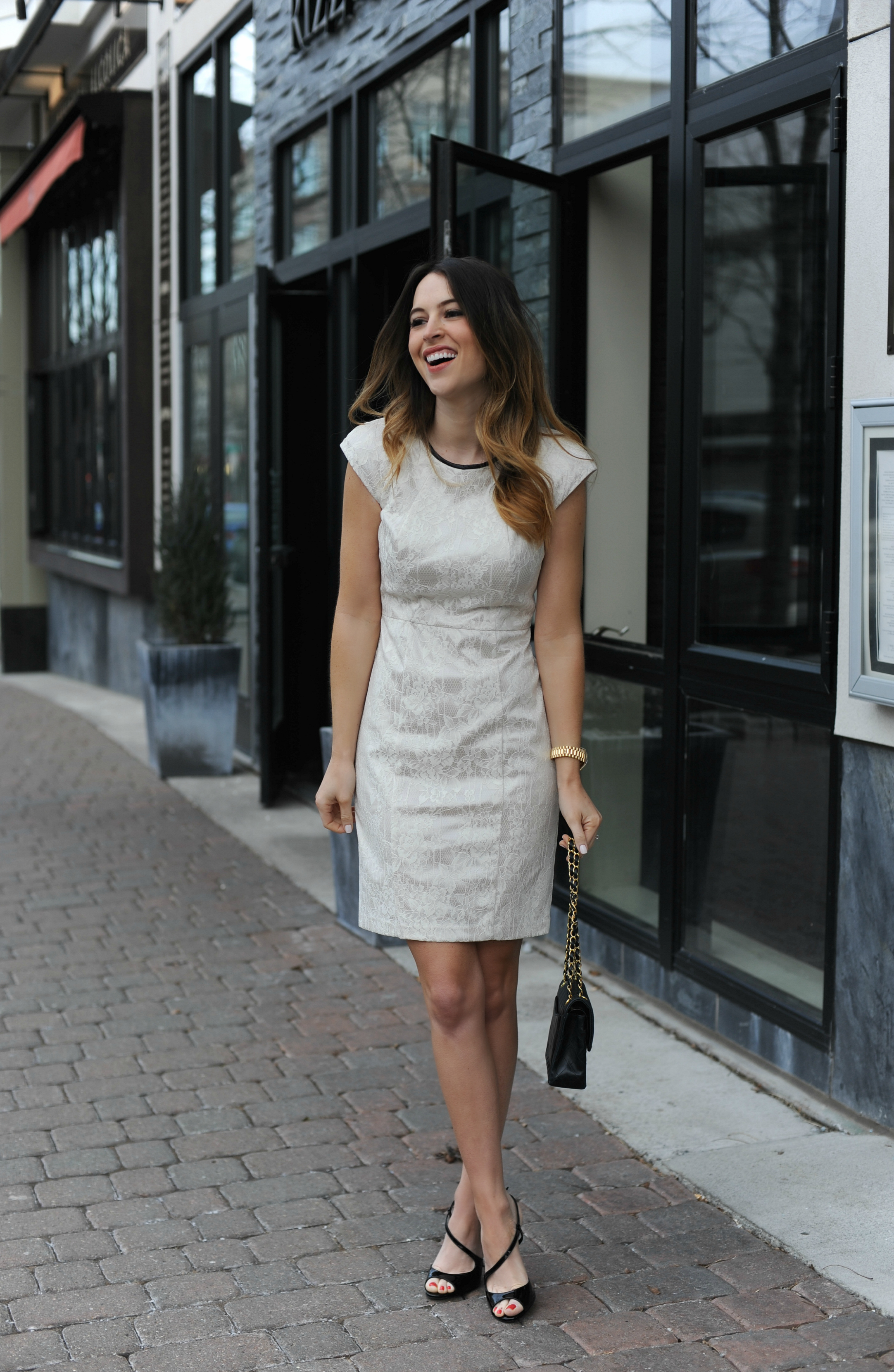 Classy Fall Engagement Party Outfit Ideas