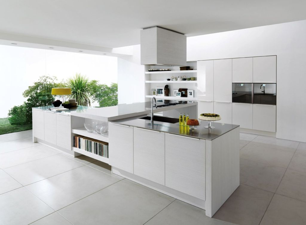 25 Most Popular Modern Kitchen Design Ideas - The WoW Style on Modern Kitchen Design  id=47038