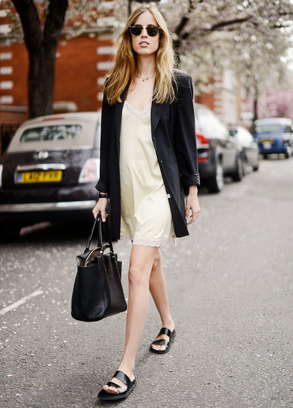 Slip-Dress-Blazer