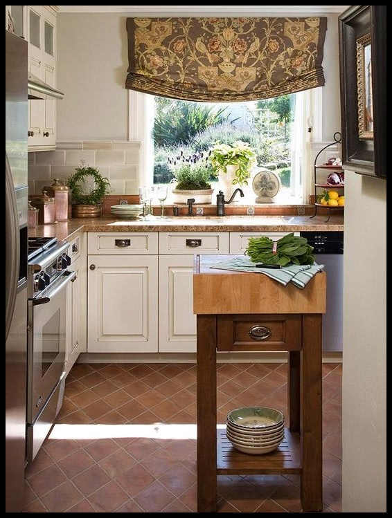 25 traditional kitchen design ideas
