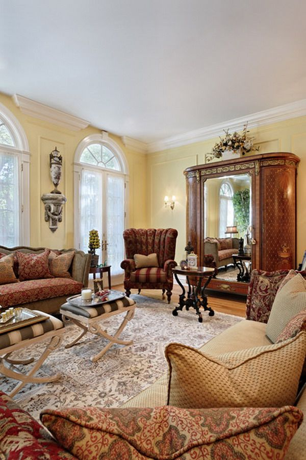 25 victorian living room design ideas