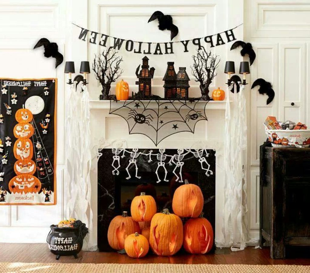 Decoration Ideas: 50 Awesome Halloween Decorations To Make This Year