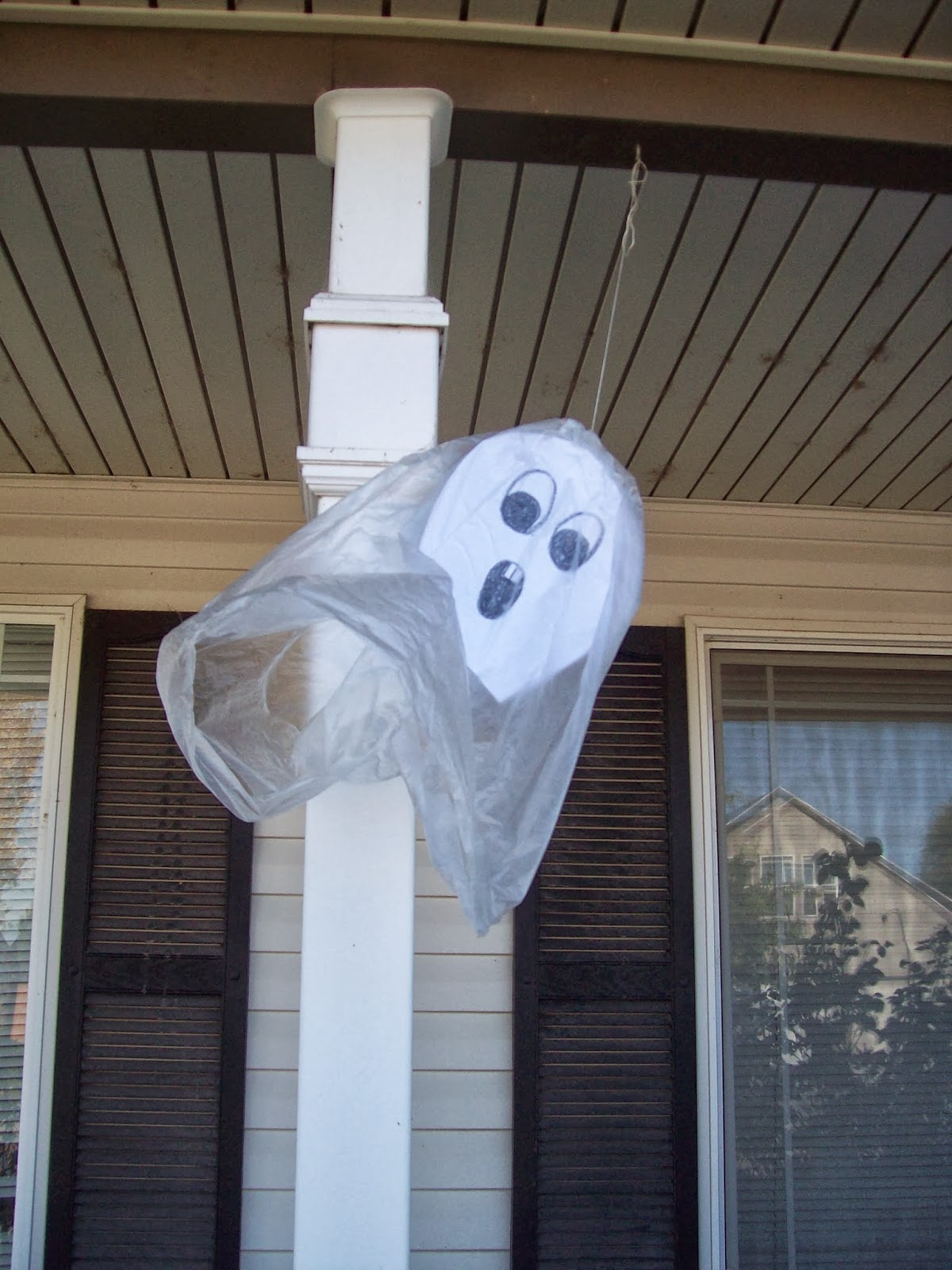 Homemade Halloween Decorations Pinterest