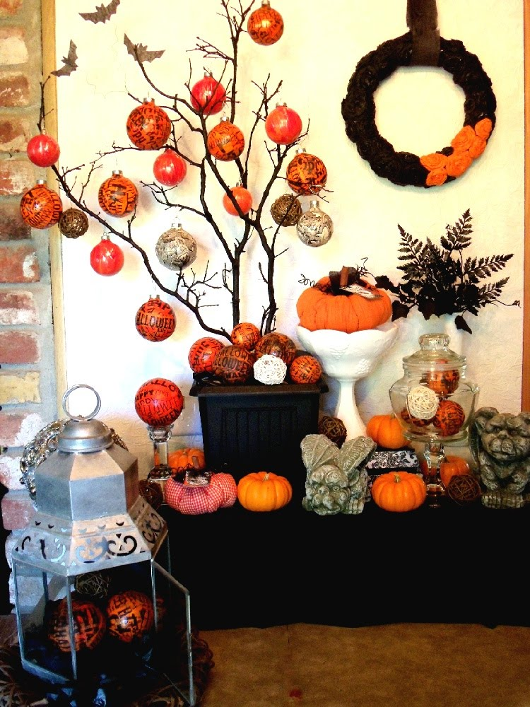 Make The Best of Things Halloween Decorations