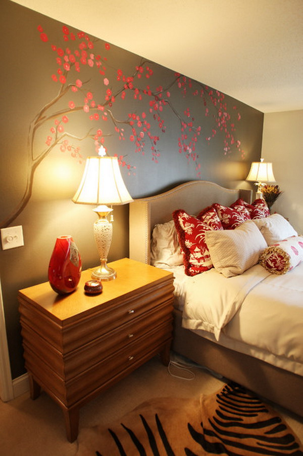 60 classy and marvelous bedroom wall design ideas for Room wall decoration ideas