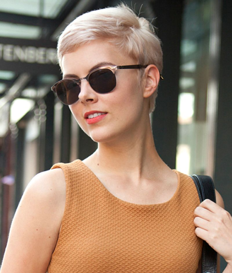50 Elegant And Charming Short Hairstyles For Women - The ...