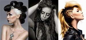 22 Spooky And Crazy Hairstyles For Halloween