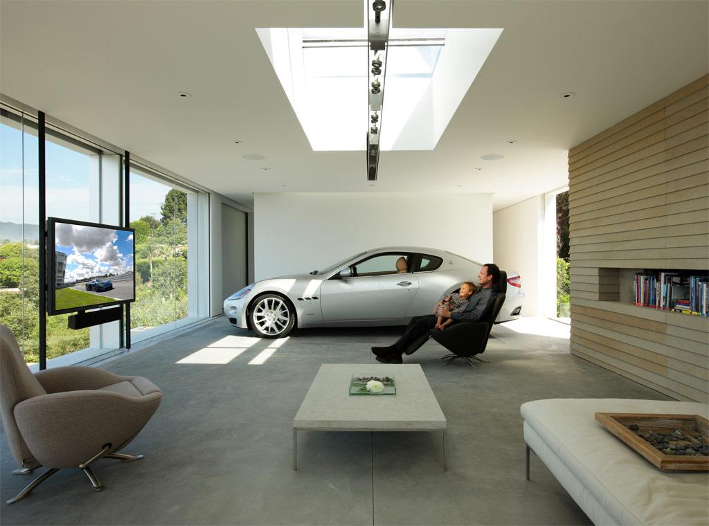Converting A Garage