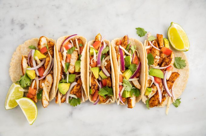 Best and Easy Chicken Taco Recipes