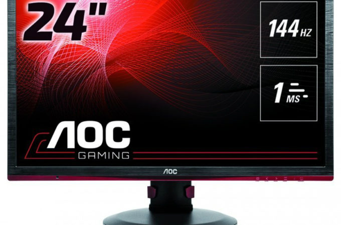 AOC G2460PF Monitor – A Perfect Choice for Cheaper Gaming Monitor Needs