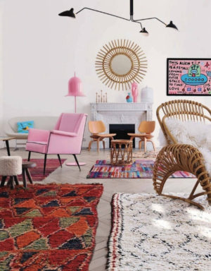 How to Combine Southwestern Rugs With Modern Decor