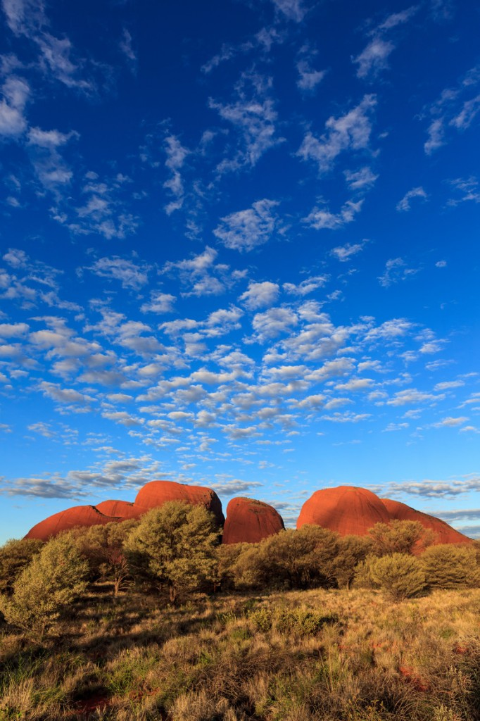 Kata tjuta (the olgas) national park, Australia