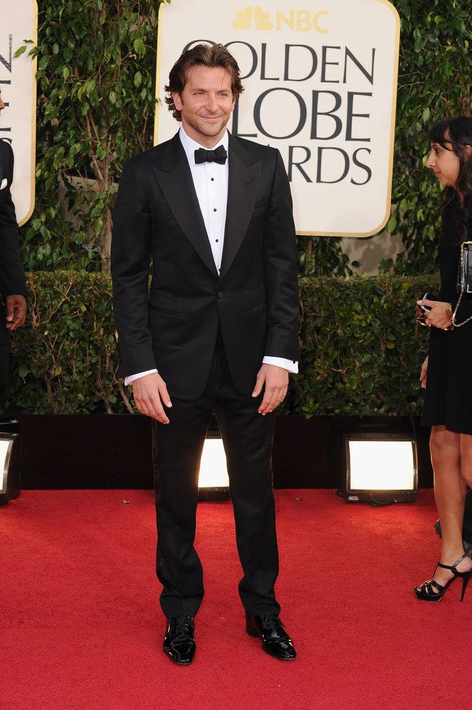 Bradley Cooper Rocks a Classic Tux