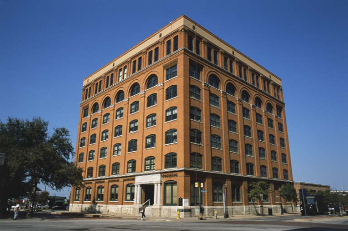 The Sixth Floor Museum , Texas School Book Depository