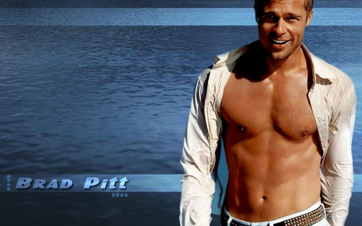 50 Brad Pitt HD Wallpaper