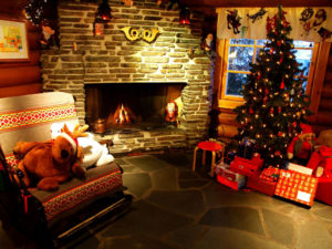 Christmas Living Room Decor Ideas