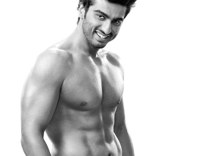Arjun Kapoor Showing a Body