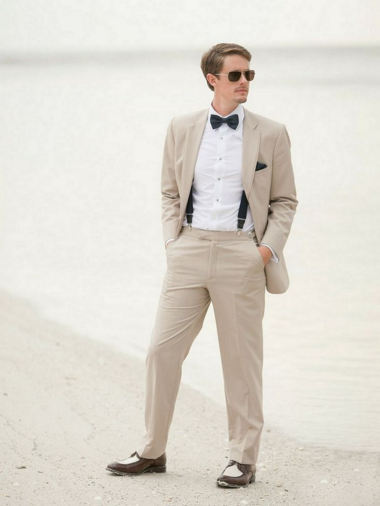 Beach-wedding-groom-attire