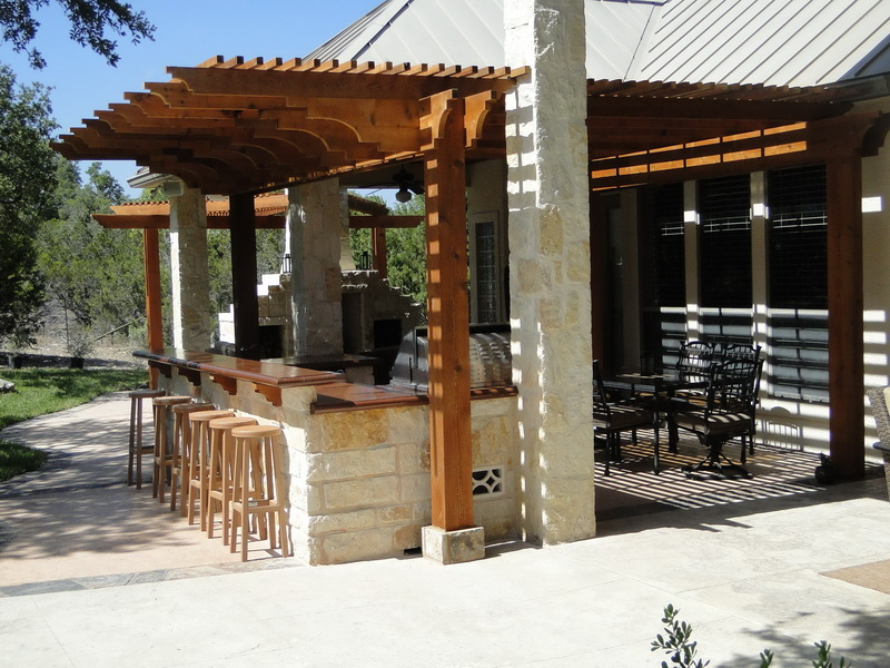 fascinating outdoor kitchen design ideas | 30 Rustic Outdoor Design For Your Home