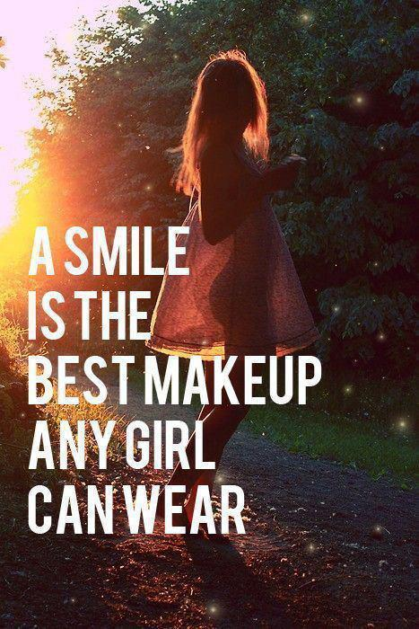 a-smile-is-the-best-makeup-any-girl-can-wear-smile-quote