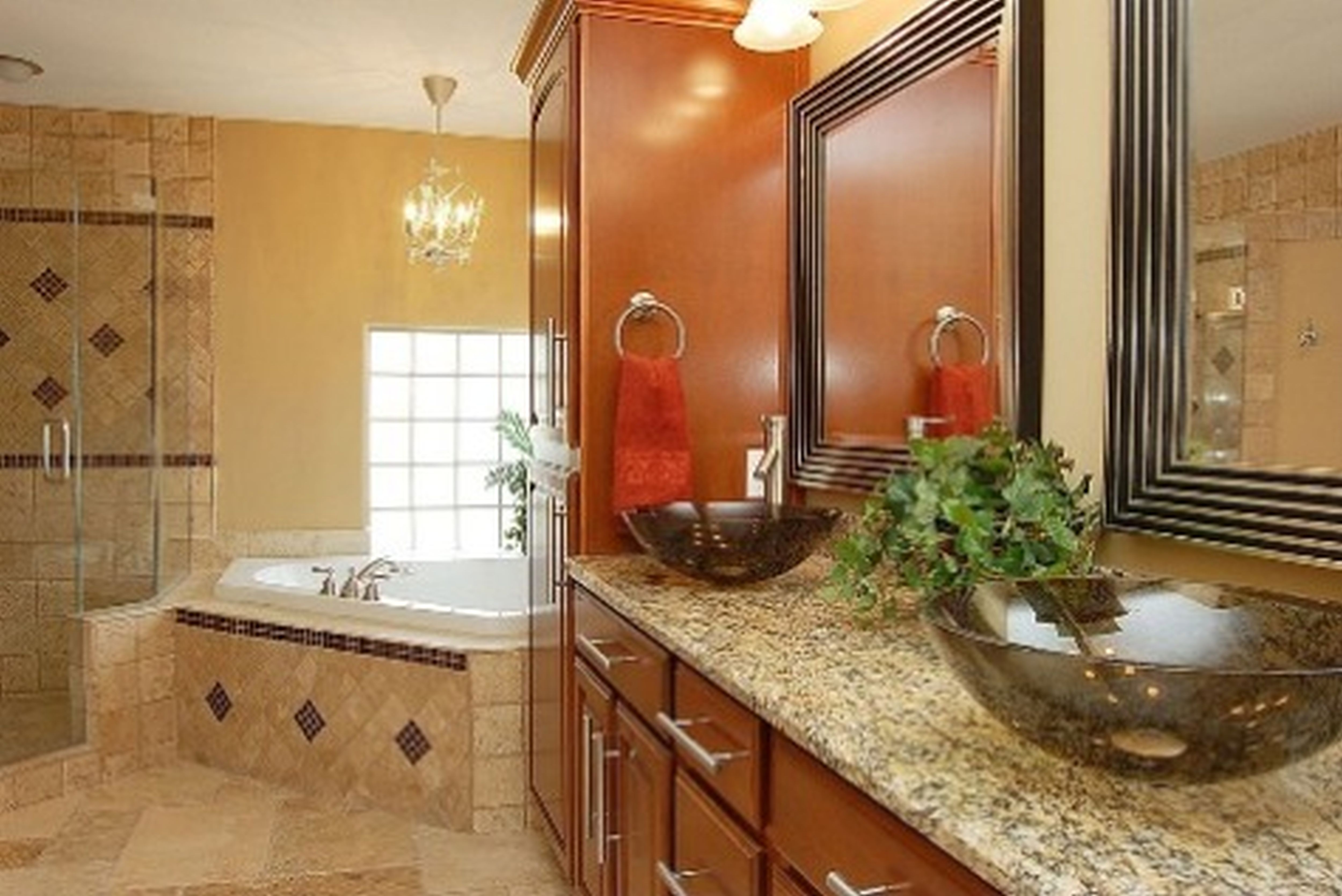 Innovative-Bathroom-Decorating-Ideas-3-Beauteous-Decoration-Inspiration-Scenic-cookie-decorating-ideas-Tropical-Style