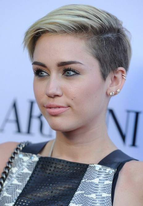 Miley-Cyrus-Short-Haircut-for-2014