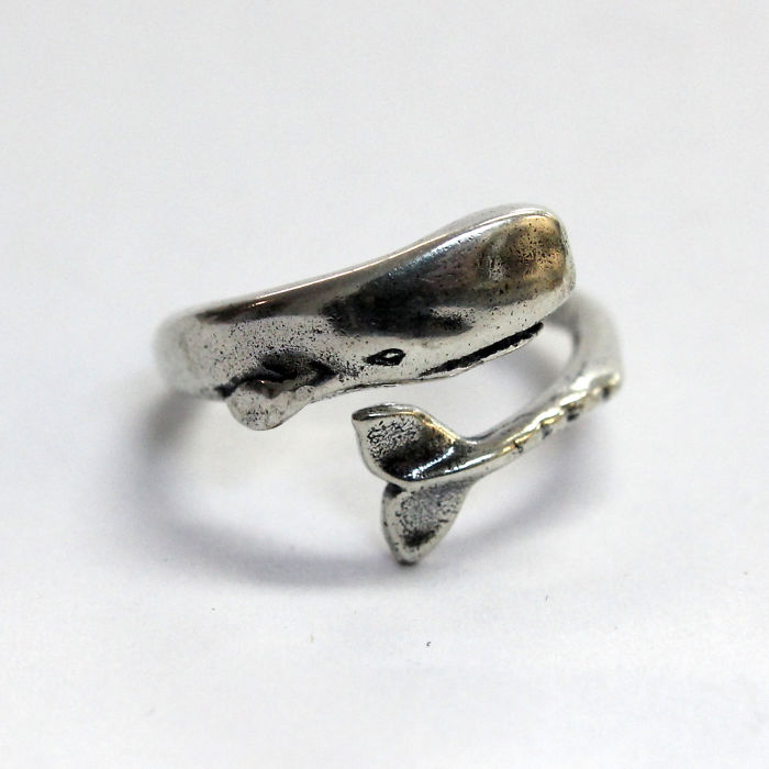 Moby Dick Ring