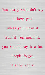 i love you sayings