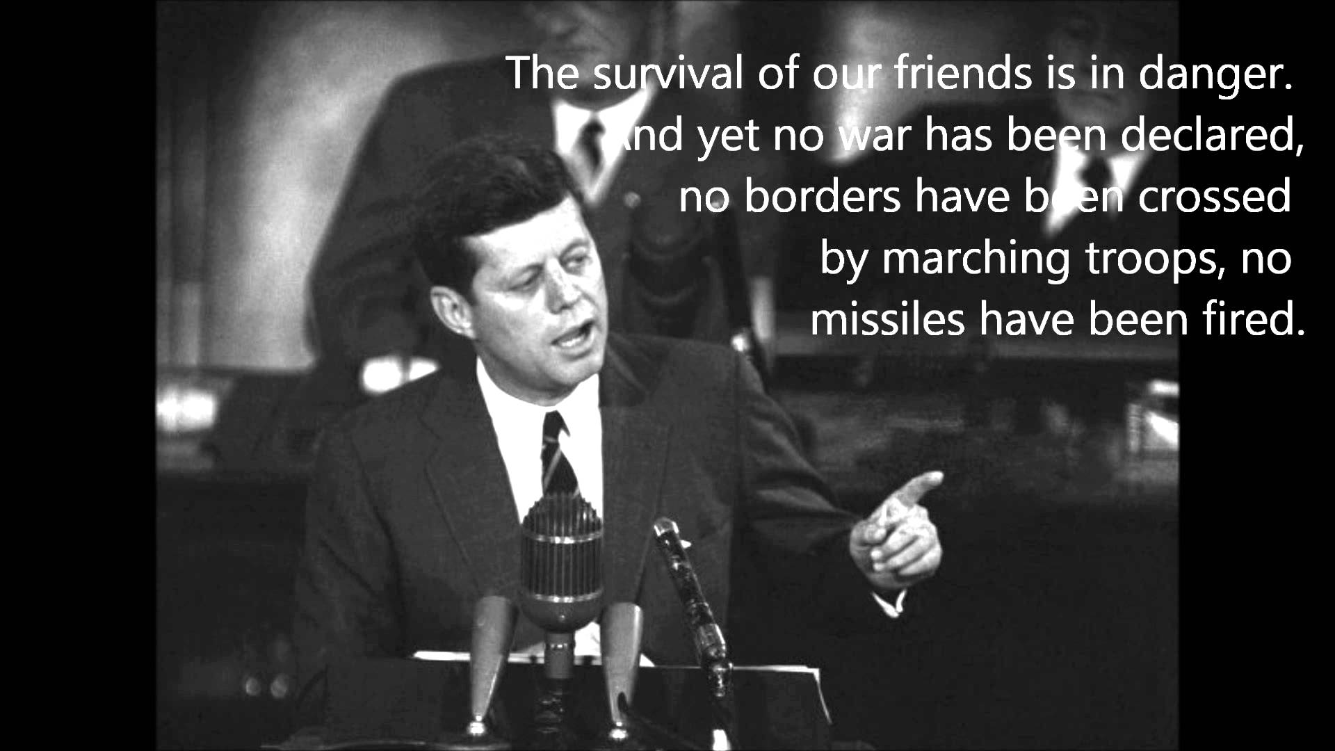 john kennedy quotes picture