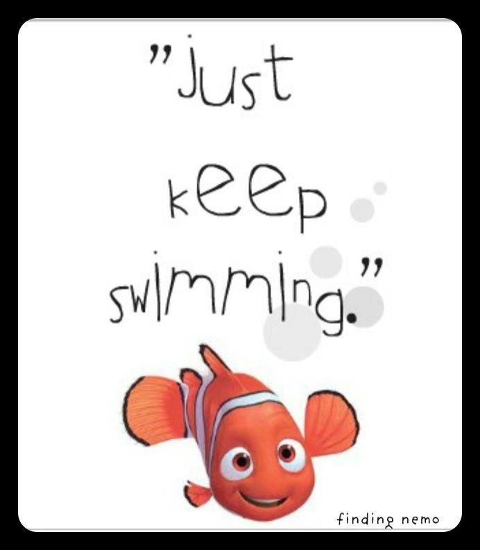 nemo-keep-swimming good quotes