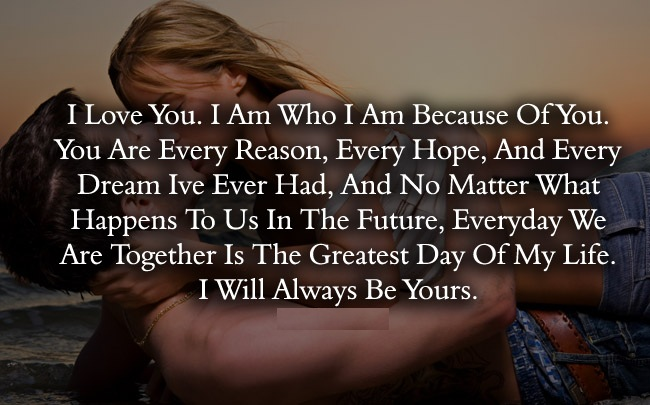 I Will Love You Always Quotes