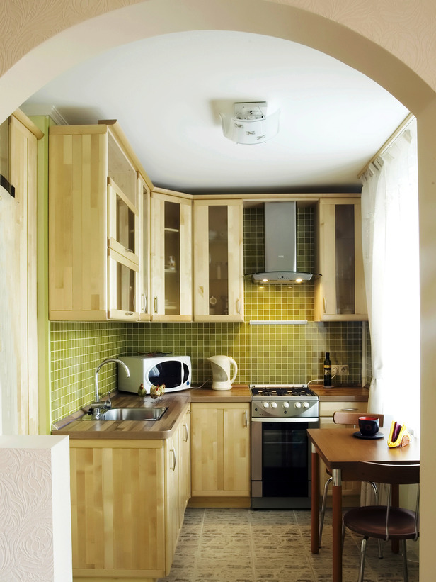 Cool-small-kitchen